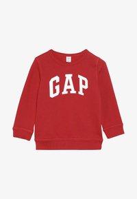 GAP - TODDLER BOY LOGO CREW - Sweater - modern red - 2