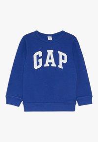 GAP - TODDLER BOY LOGO CREW - Sweater - brilliant blue - 0