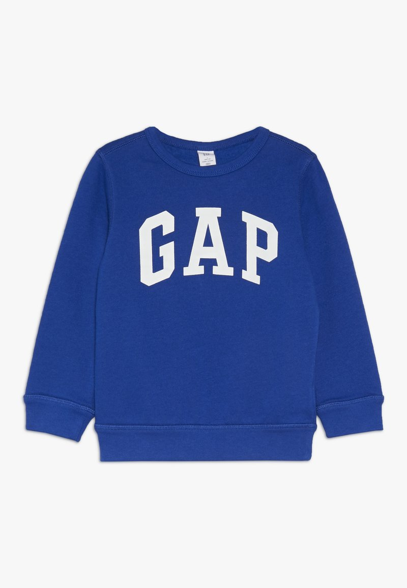GAP - TODDLER BOY LOGO CREW - Sweater - brilliant blue