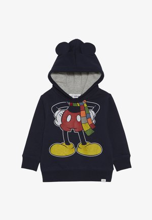 TODDLER BOY MICKEY HODD - Hoodie - blue galaxy