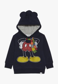 GAP - TODDLER BOY MICKEY HODD - Felpa con cappuccio - blue galaxy - 0