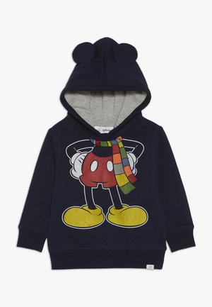 TODDLER BOY MICKEY HODD - Jersey con capucha - blue galaxy