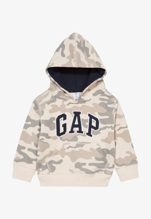 TODDLER BOY CAMO - Sweatshirt - ivory