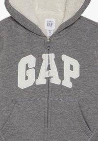 GAP - GARCH BABY - Sudadera con cremallera - heather grey - 3