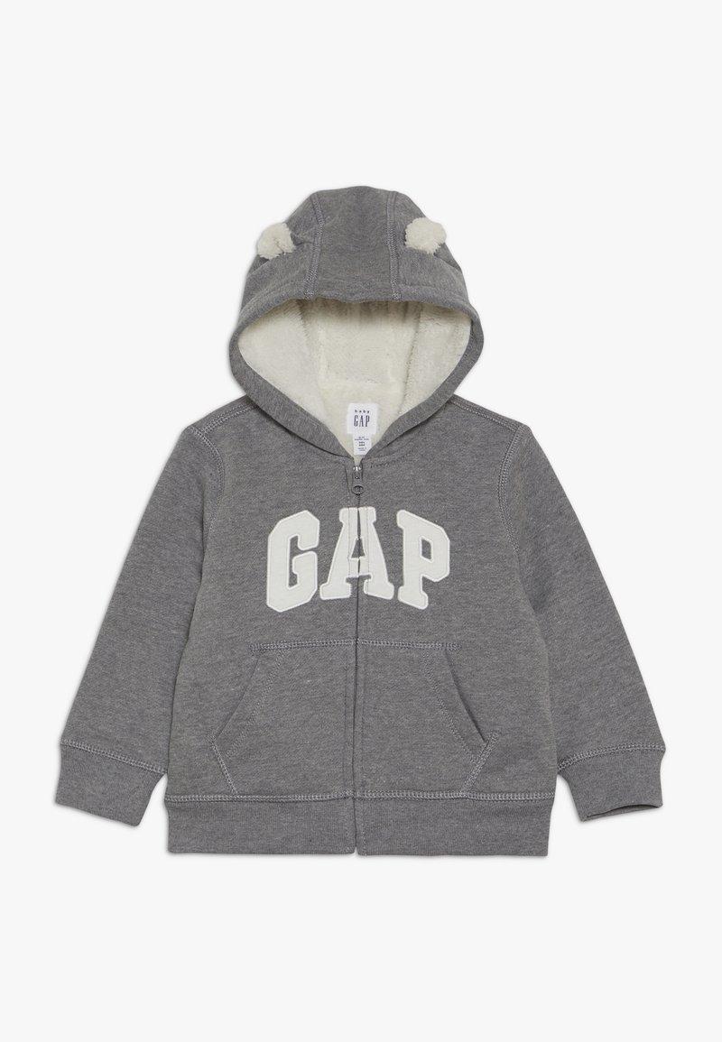 GAP - GARCH BABY - Sudadera con cremallera - heather grey