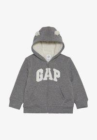 GAP - GARCH BABY - Sudadera con cremallera - heather grey - 2