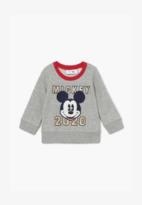 GAP - CREW BABY - Mikina - light heather grey - 1