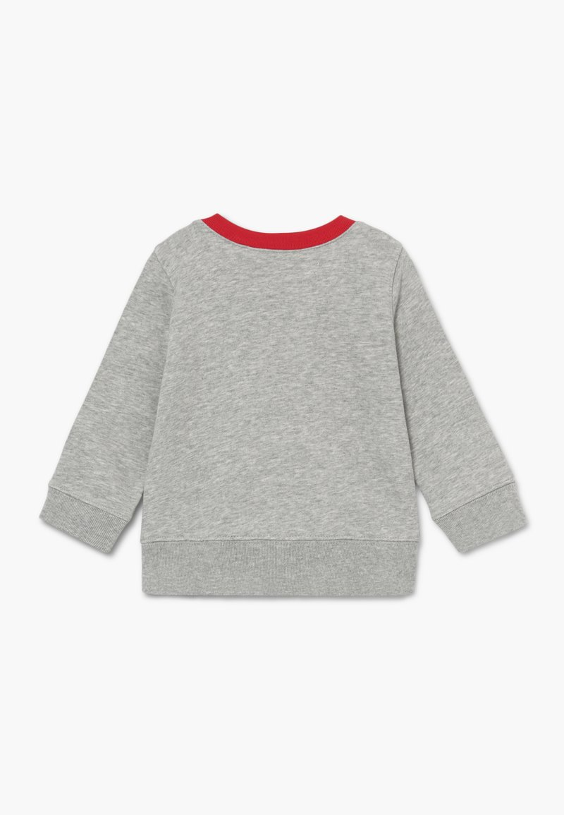 GAP - CREW BABY - Mikina - light heather grey
