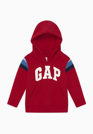 TODDLER BOY NOVELTY LOGO - Hoodie - pure red