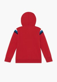 GAP - BOY  HOOD - Felpa aperta - modern red - 1