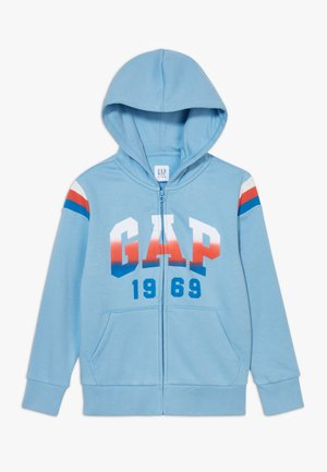 BOY  HOOD - Zip-up hoodie - blue