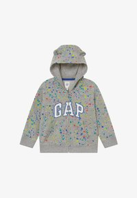 GAP - GARCH  - Mikina na zip - light heather grey - 2