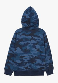 GAP - BOY V-GAP HOOD - Bluza rozpinana - blue - 1