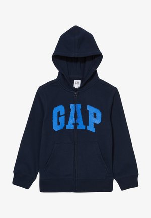 BOY FLIPPY ARCH  - Mikina na zip - blue galaxy