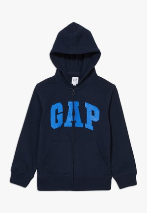 BOY FLIPPY ARCH  - Zip-up hoodie - blue galaxy