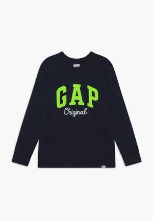 BOY - Bluza - tapestry navy