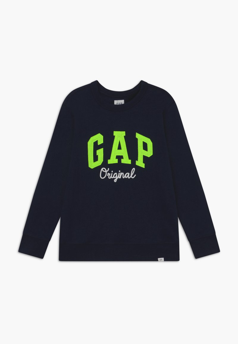 GAP - BOY - Sweatshirt - tapestry navy