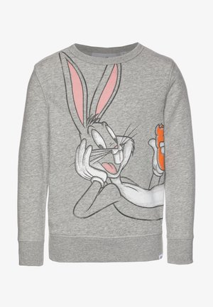 BOY CREW - Sweatshirt - light heather grey