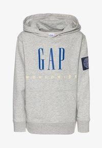 GAP - BOY - Hoodie - light heather grey - 0