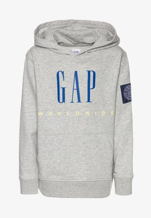 BOY - Hoodie - light heather grey