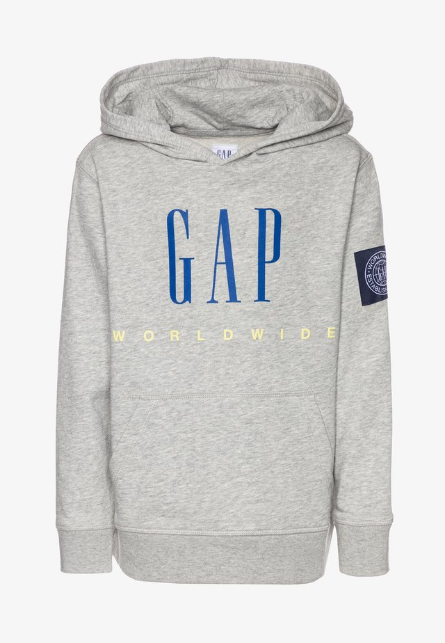 BOY - Kapuzenpullover - light heather grey