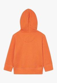 GAP - TODDLER BOY LOGO  - Bluza rozpinana - sport orange - 1
