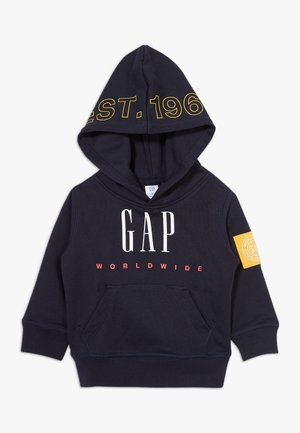 TODDLER BOY FAMILY MOMENT HOOD - Felpa con cappuccio - new classic navy