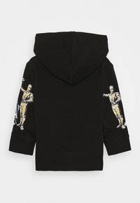 GAP - TODDLER BOY - Hoodie met rits - true black - 1