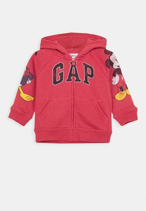 TODDLER BOY MICKEY - Sudadera con cremallera - desert flower
