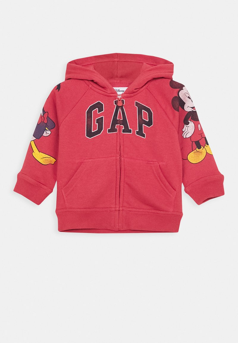 GAP - TODDLER BOY MICKEY - Hettejakke - desert flower