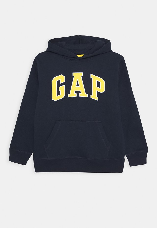 BOYS NEW CAMPUS LOGO HOOD - Jersey con capucha - blue galaxy