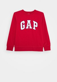 GAP - BOY LOGO CREW - Sweatshirt - modern red - 0