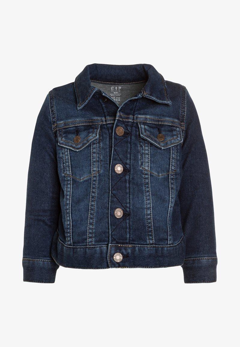GAP - Kurtka jeansowa - medium indigo