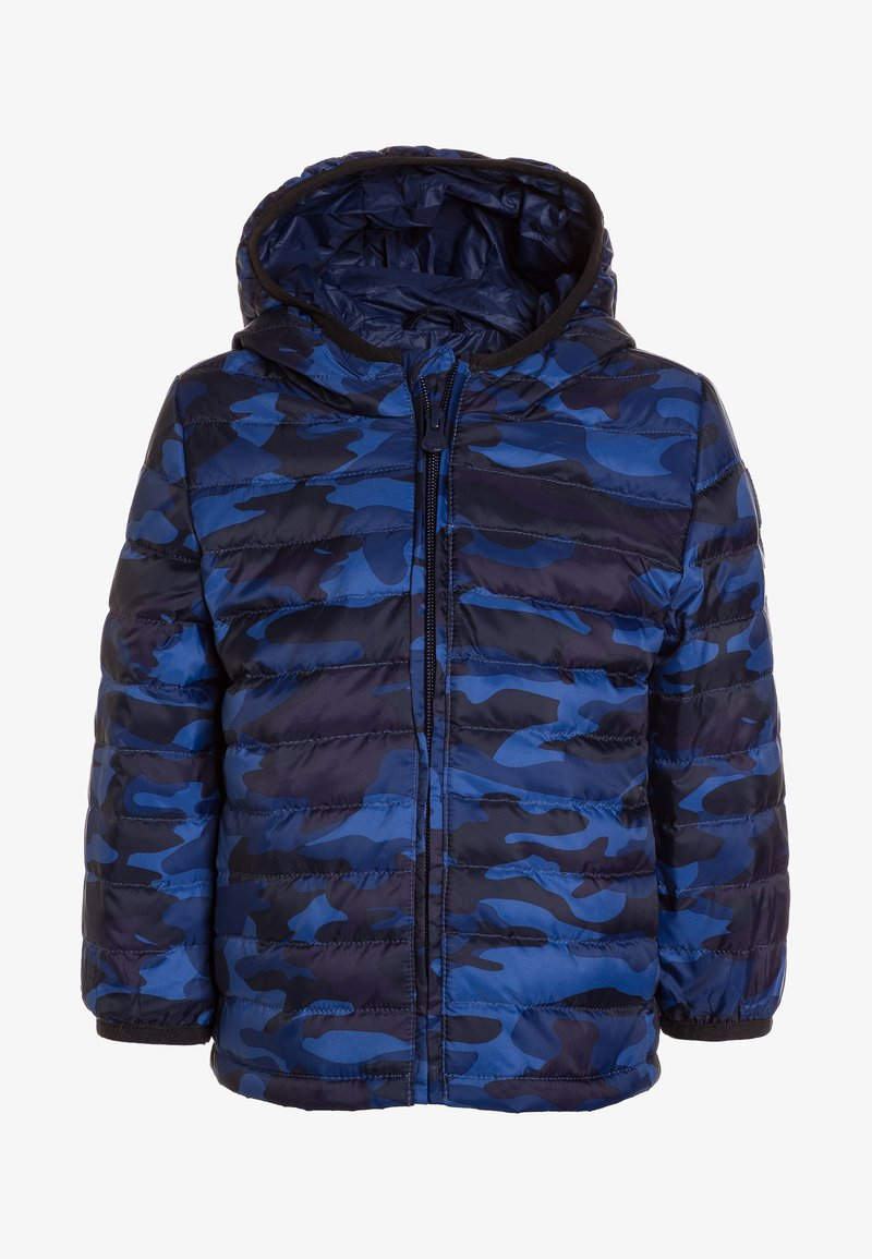 GAP - TODDLER BOY PUFFER - Winter jacket - blue