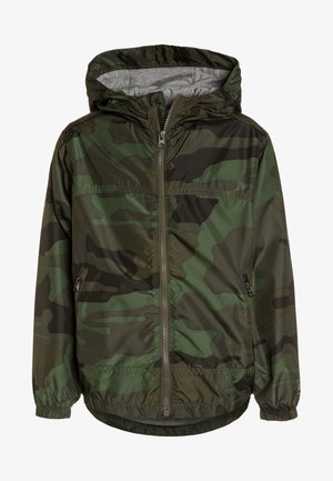 BOYS WINDBUSTER - Light jacket - green