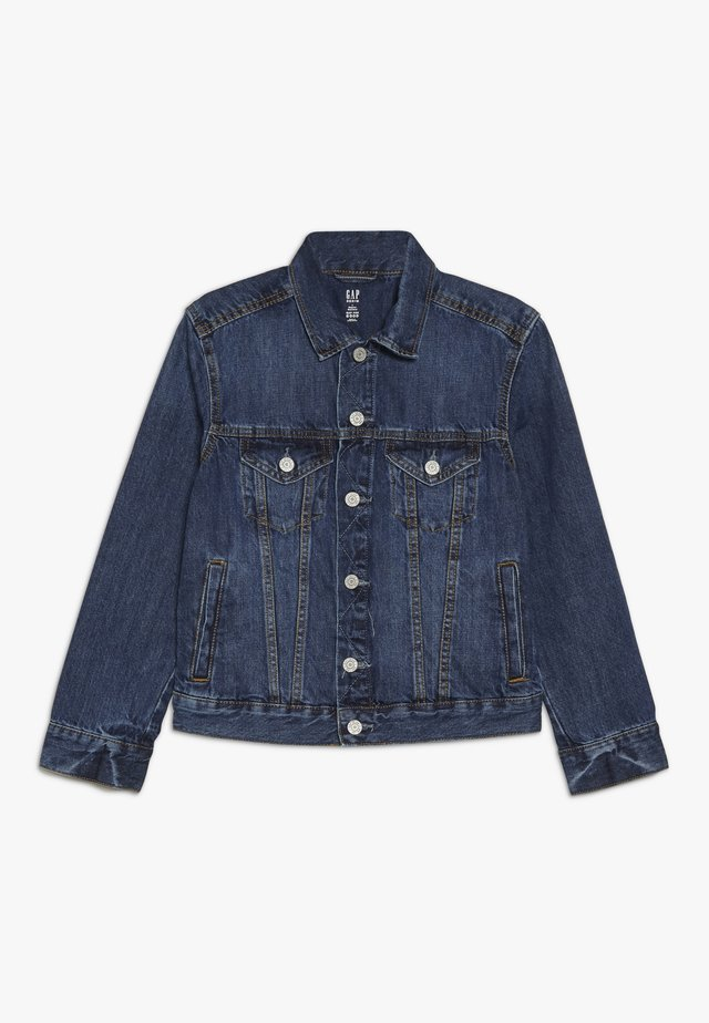 BOY  - Jeansjacke - medium wash