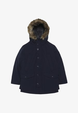 BOY WARMEST PARKA - Donsjas - tapestry navy
