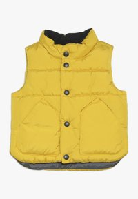 GAP - TODDLER BOY WARMEST VEST - Vesta - rainslicker yellow - 0