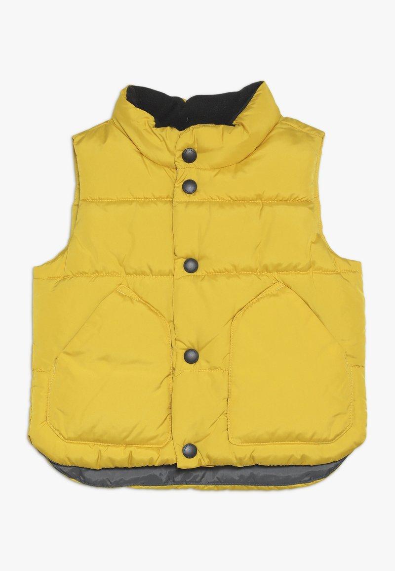 GAP - TODDLER BOY WARMEST VEST - Vesta - rainslicker yellow