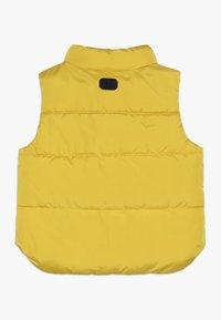 GAP - TODDLER BOY WARMEST VEST - Vesta - rainslicker yellow - 1