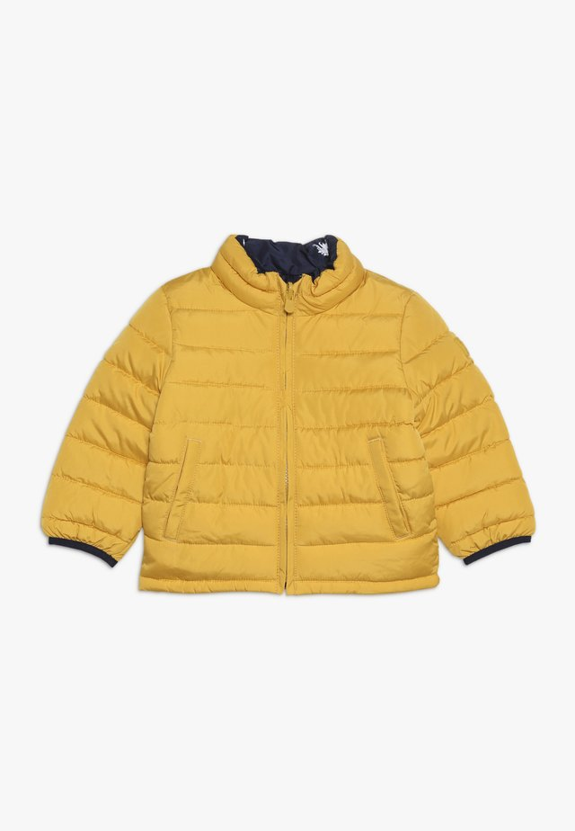 TODDLER BOY PUFFER - Zimní bunda - yellow