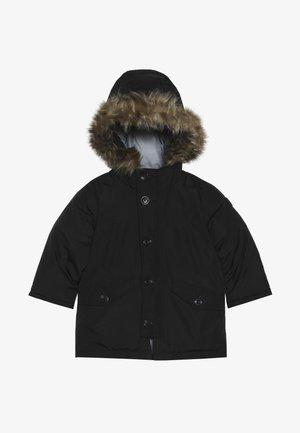 TODDLER BOY WARM SNORKEL - Abrigo de invierno - true black