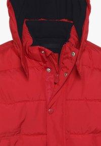 GAP - TODDLER BOY WARMEST JACKET - Winter jacket - pure red - 3