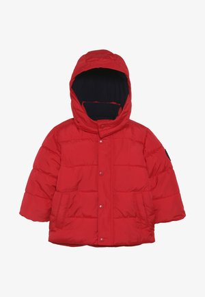 TODDLER BOY WARMEST JACKET - Zimní bunda - pure red