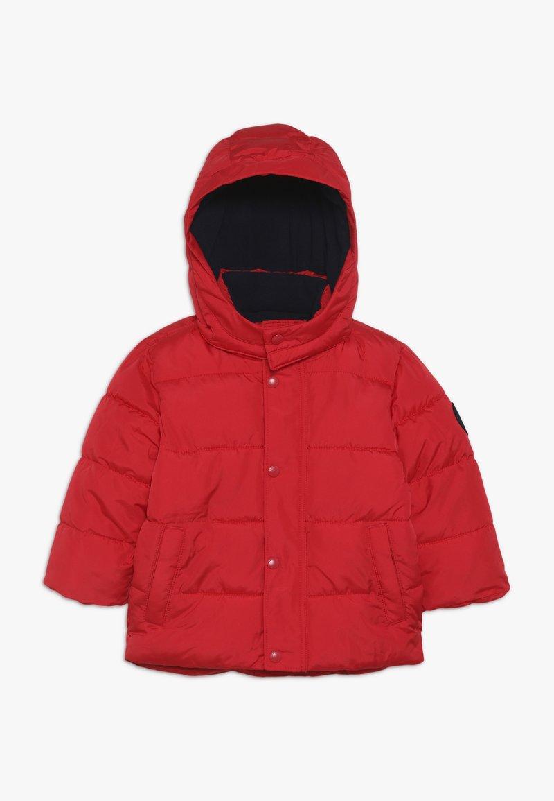 GAP - TODDLER BOY WARMEST JACKET - Winter jacket - pure red
