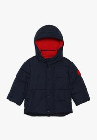 GAP - TODDLER BOY WARMEST JACKET - Zimní bunda - tapestry navy - 0