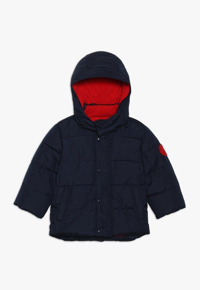 TODDLER BOY WARMEST JACKET - Zimní bunda - tapestry navy