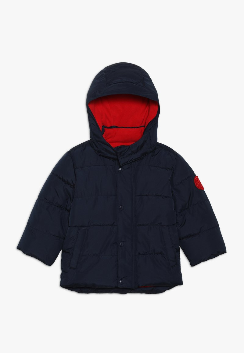 GAP - TODDLER BOY WARMEST JACKET - Zimní bunda - tapestry navy