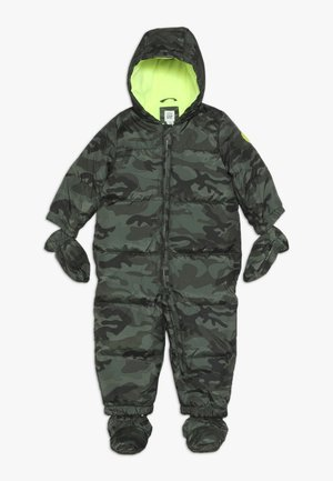 SNOWSUIT BABY - Kombinezon zimowy - new juniper green