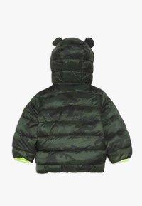 GAP - PUFFER BABY - Winterjas - new juniper green - 1